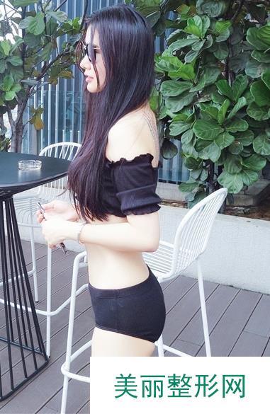 做了冰点e光脱毛后,可以穿上阔爱的小裙子秀出美腿了